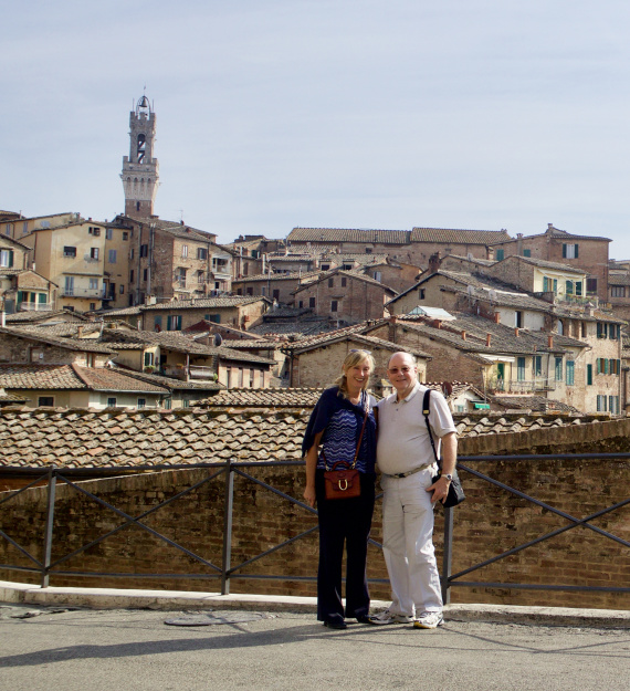 Siena mit Alexandra Onorato