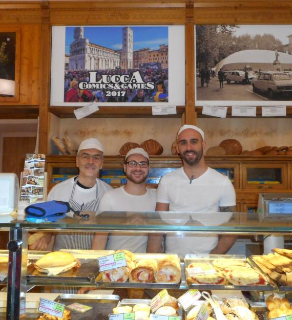 Lucca Forno Giusti