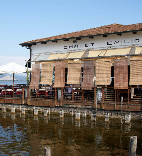 Puccini Chalet Torre del Lago