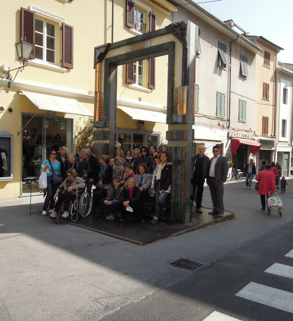 Walking tour Pietrasanta e