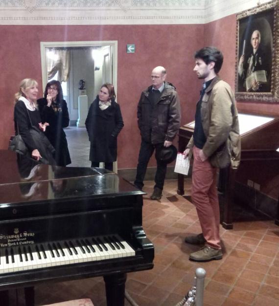 Birthhouse Giacomo Puccini
