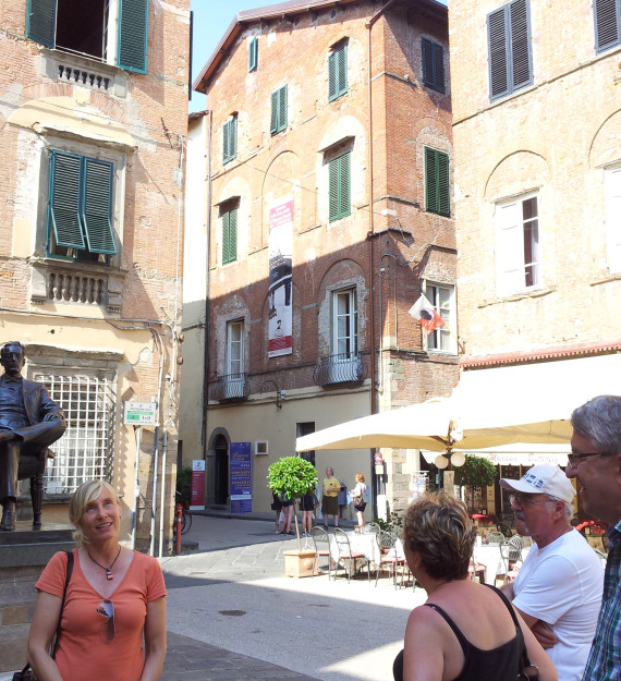 Giacomo Puccini tour