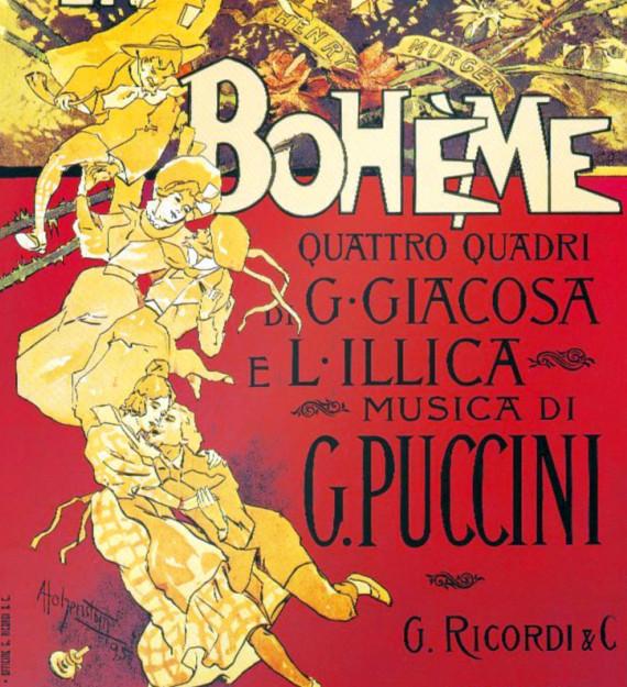 La Boheme Puccini