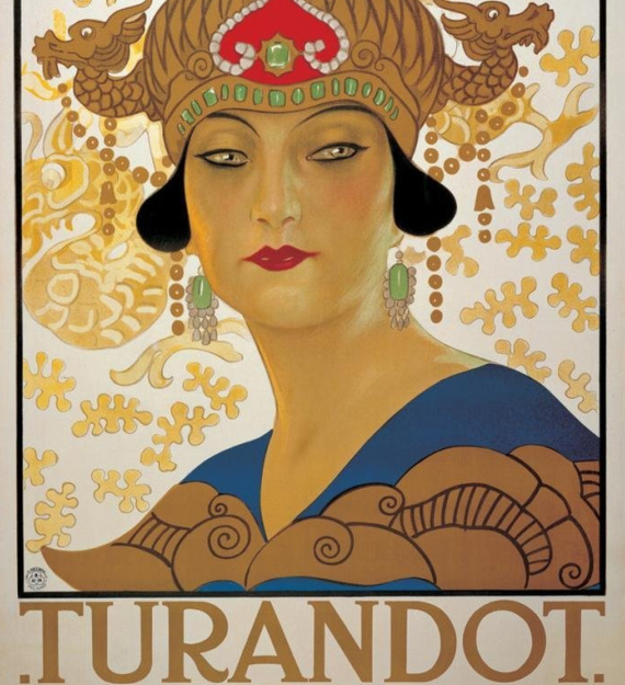 Opera Turandot Puccini