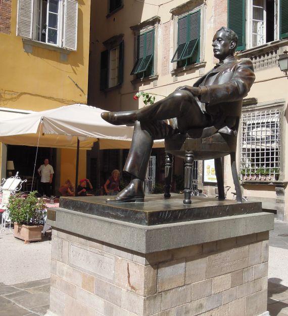 el maestro Puccini