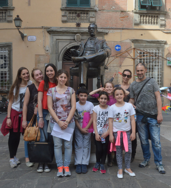 Puccini Family tour