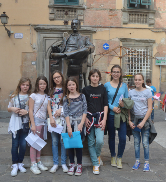 Puccini Kids tour