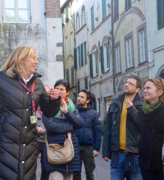 Puccini tour Lucca
