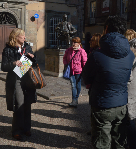 Puccini tour in Lucca