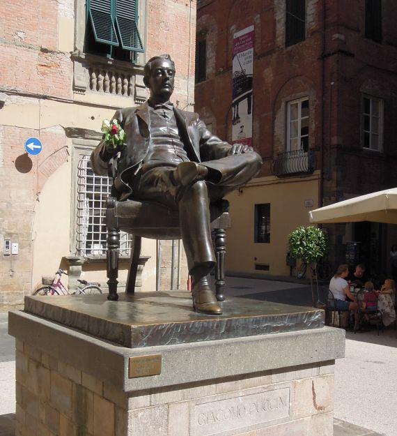 visitas guiadas Puccini lucca