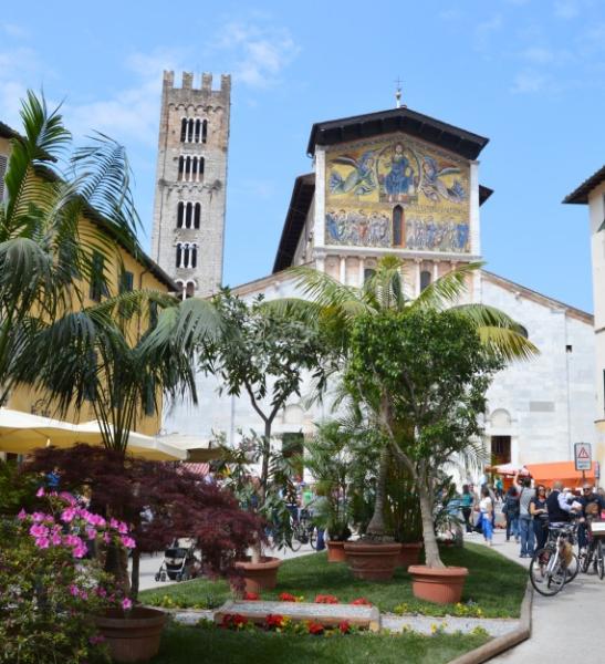 Stadtführungen Lucca