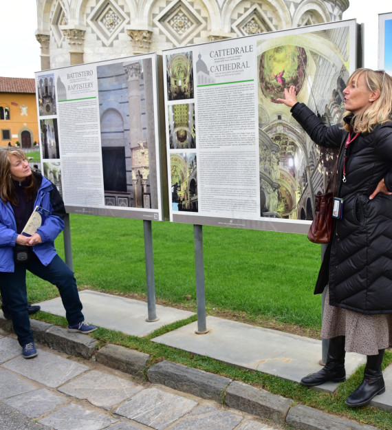 Pisa guided tour