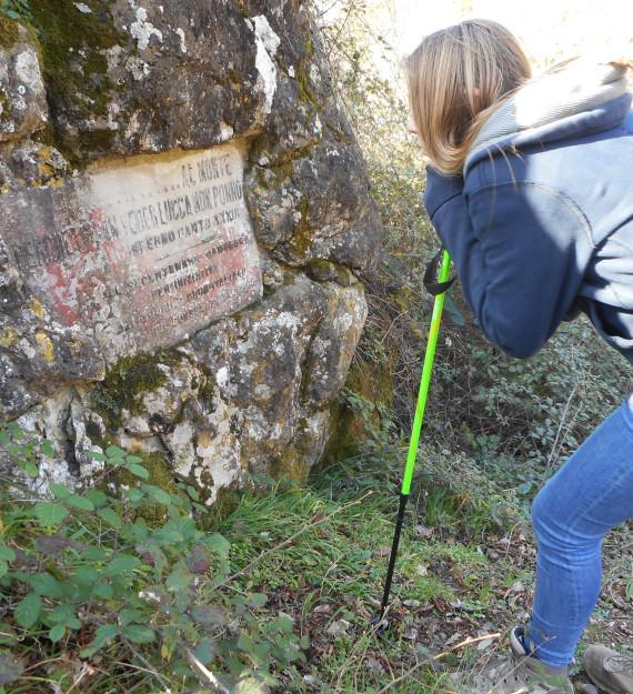 Senderismo Toscana montana