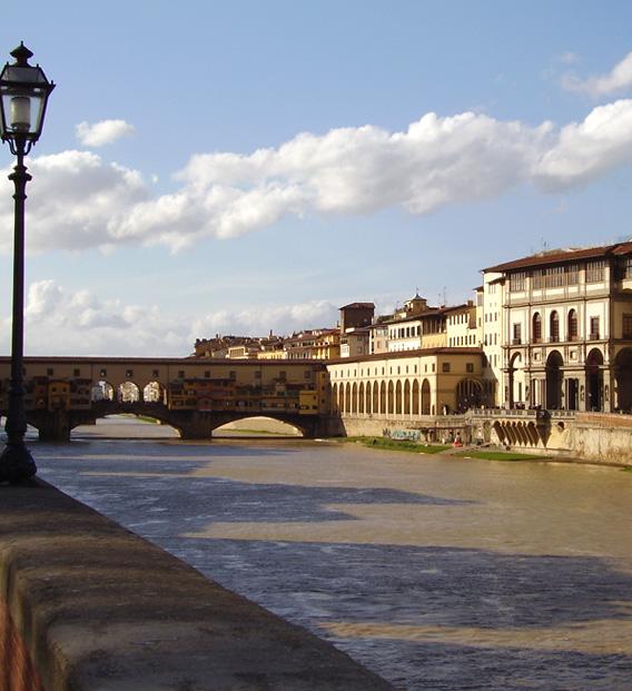 Senderismo urbano en Florencia