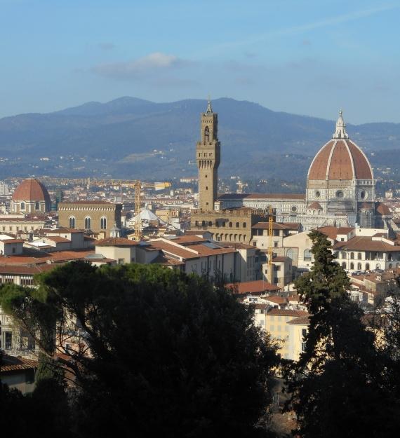 Stadttrekking Florenz