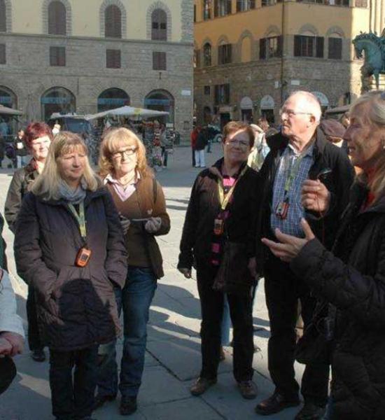 Stadtführung in Florenz