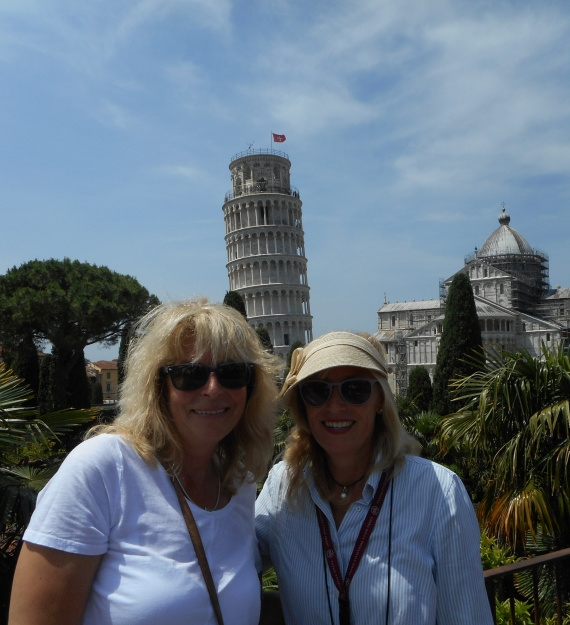 Pisa leaning tower tour