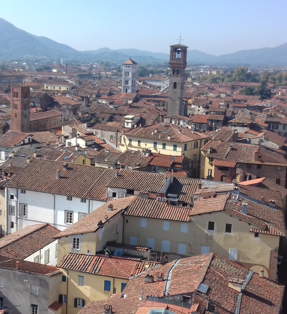 Tour Lucca Tuscany a
