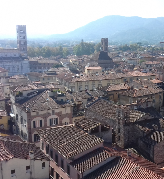 Tour Lucca Tuscany