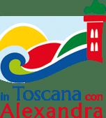In Toscana con Alexandra