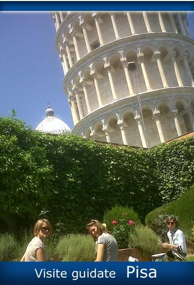 Visite guidate Pisa
