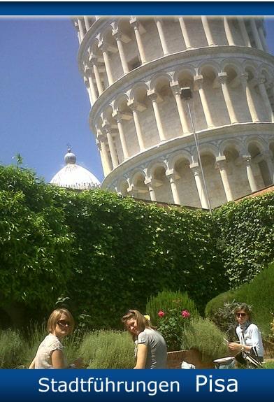 Stadtführungen Pisa