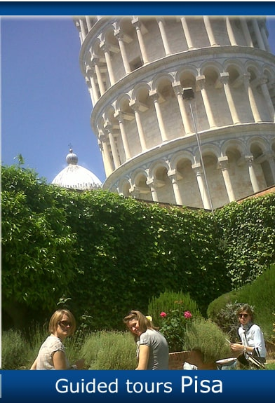 Guided tours Pisa